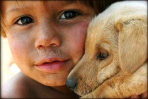 Merhametli çocuk
