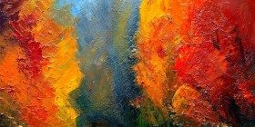 Renk Ustası Ressamın Öğrencisine Verdiği Ders
