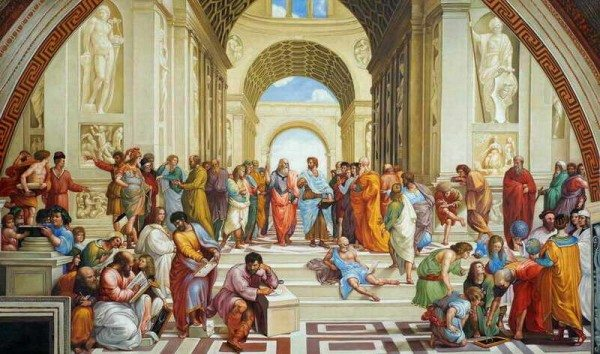 Tarih Boyunca Maddiyat Maneviyat Mücadelesi