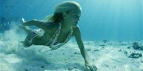 Denize Girmenin Faydaları