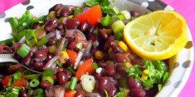 Fasulye Salatası Tarifi