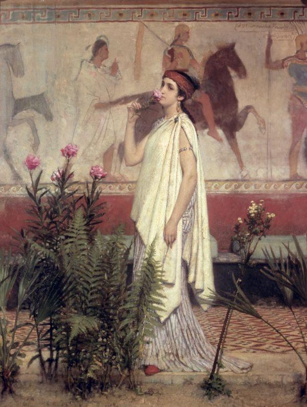 Artemis mi Olsam, Afrodit mi?