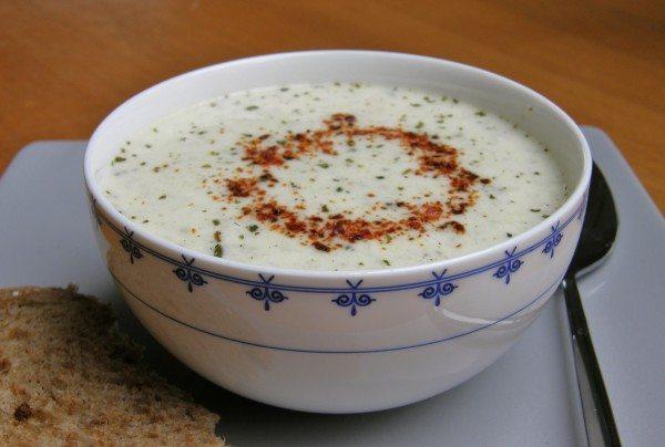 Bulgurlu Yayla Çorbası Tarifi