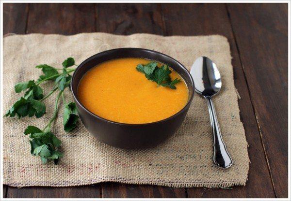 Portakallı Havuç Çorbası Tarifi