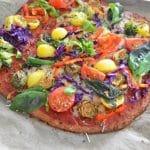 Karnabahardan pizza hamuru nasıl yapılır? (VEGAN) 4
