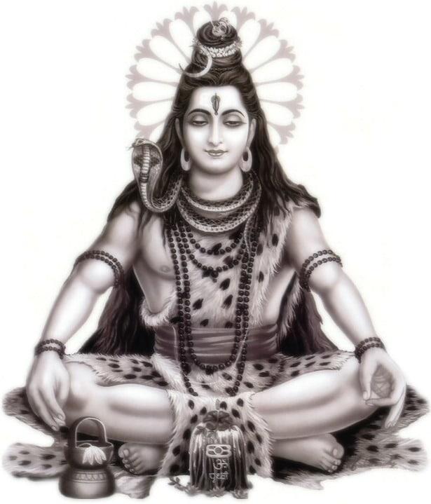 hindu tanrısı Üçüncü Bir Gözümüz Var mı?